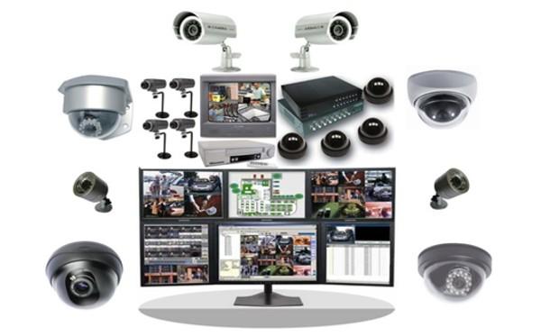 Sistema de video vigilancia equipos de video vigilancia - Camara de video vigilancia ...