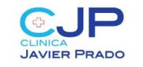 Logo Clínica Javier Prado