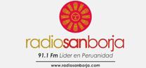 Logo Radio San Borja