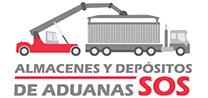 Logo Almacenes y depósitos de Aduanas