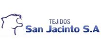 Logo tejidos de san jacinto