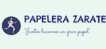 Logo papelera zarate